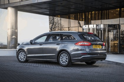 2015 Ford Mondeo SW - UK version 9