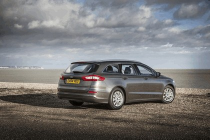 2015 Ford Mondeo SW - UK version 11
