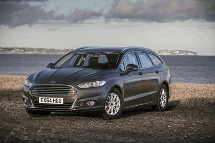 2015 Ford Mondeo SW - UK version 12