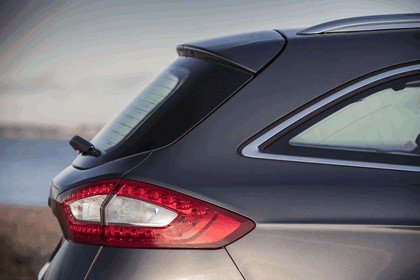 2015 Ford Mondeo SW - UK version 18