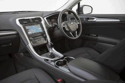 2015 Ford Mondeo SW - UK version 26