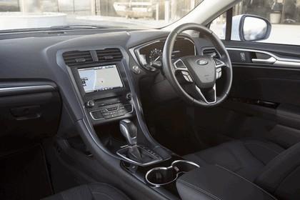2015 Ford Mondeo Hybrid - UK version 8