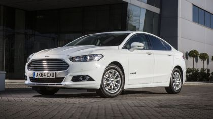 2015 Ford Mondeo Hybrid - UK version 2
