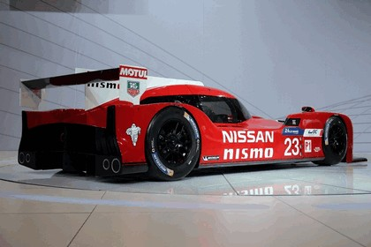 2015 Nissan GT-R Le Mans Nismo 4