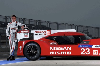 2015 Nissan GT-R Le Mans Nismo 10