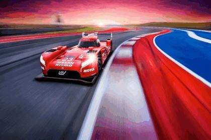 2015 Nissan GT-R Le Mans Nismo 12
