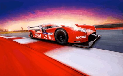 2015 Nissan GT-R Le Mans Nismo 13