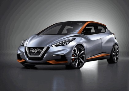 2015 Nissan Sway concept 1