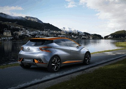 2015 Nissan Sway concept 18