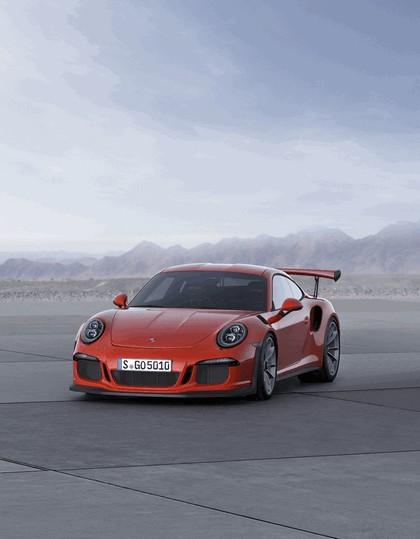 2015 Porsche 911 ( 991 ) GT3 RS 1