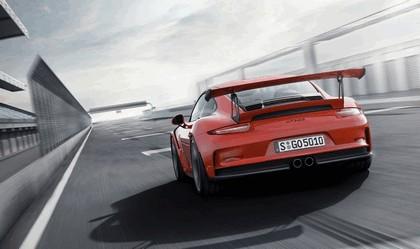 2015 Porsche 911 ( 991 ) GT3 RS 6