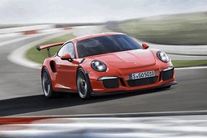 2015 Porsche 911 ( 991 ) GT3 RS 7