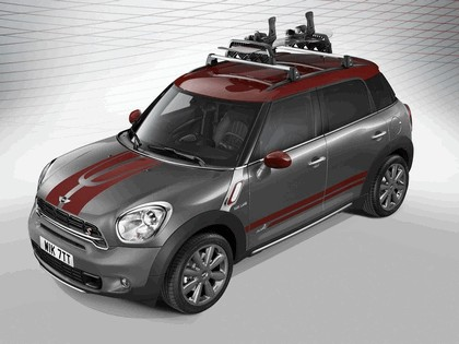2015 Mini Countryman Park Lane 2