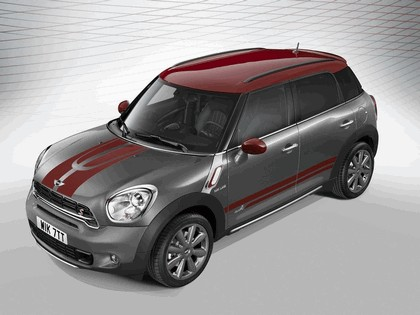 2015 Mini Countryman Park Lane 3