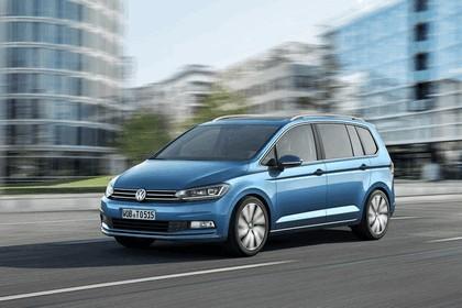 2015 Volkswagen Touran 1