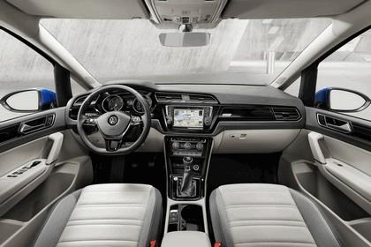 2015 Volkswagen Touran 7