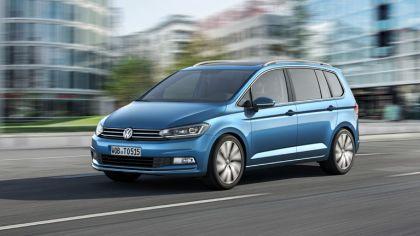 2015 Volkswagen Touran 9