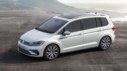 2015 Volkswagen Touran R-line 7