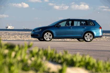 2015 Volkswagen Golf SportWagen - USA version 6