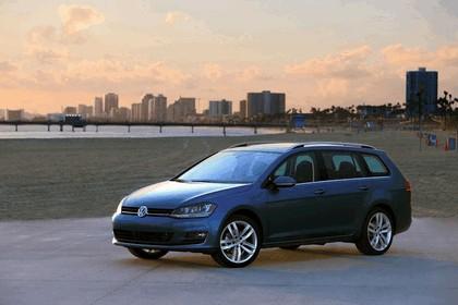 2015 Volkswagen Golf SportWagen - USA version 7