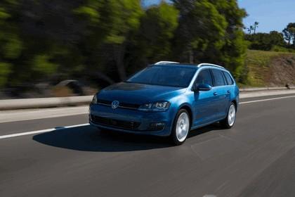 2015 Volkswagen Golf SportWagen - USA version 13