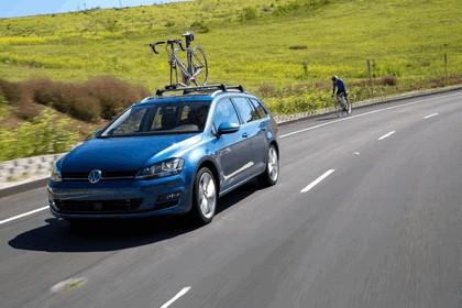 2015 Volkswagen Golf SportWagen - USA version 14