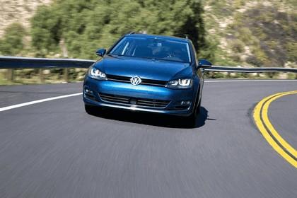 2015 Volkswagen Golf SportWagen - USA version 15