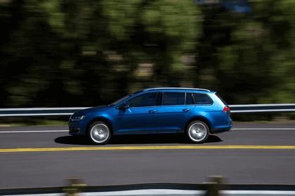 2015 Volkswagen Golf SportWagen - USA version 17