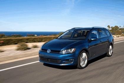 2015 Volkswagen Golf SportWagen - USA version 18