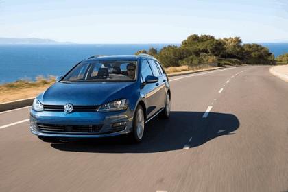 2015 Volkswagen Golf SportWagen - USA version 19