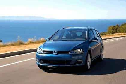 2015 Volkswagen Golf SportWagen - USA version 20