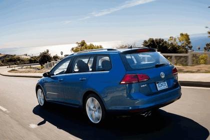 2015 Volkswagen Golf SportWagen - USA version 21