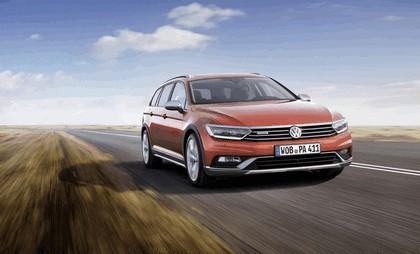 2015 Volkswagen Passat Alltrack 5