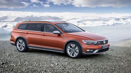 2015 Volkswagen Passat Alltrack 8