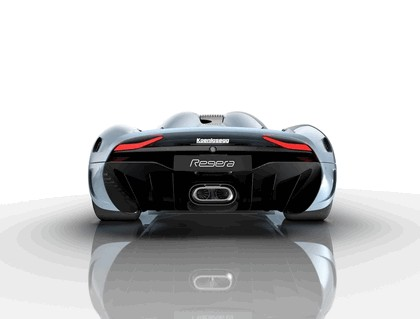 2015 Koenigsegg Regera 3