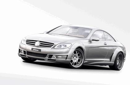 2007 Mercedes-Benz CL 600 V12 Biturbo by FAB Design 1