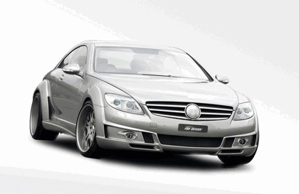 2007 Mercedes-Benz CL 600 V12 Biturbo by FAB Design 2
