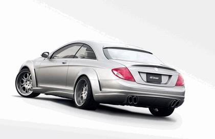 2007 Mercedes-Benz CL 600 V12 Biturbo by FAB Design 3
