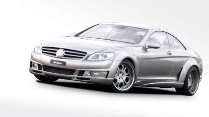 2007 Mercedes-Benz CL 600 V12 Biturbo by FAB Design 4