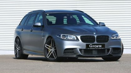 2015 BMW 550d by G-Power 2