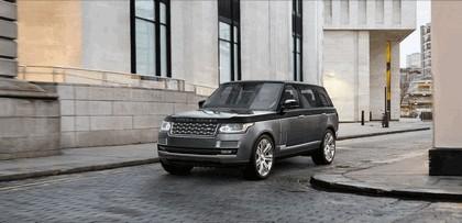2015 Land Rover Range Rover SV Autobiography 1