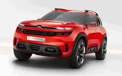 2015 Citroen Aircross concept 1