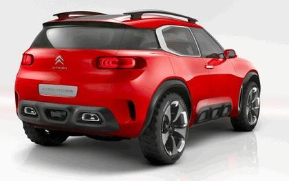 2015 Citroën Aircross concept 3