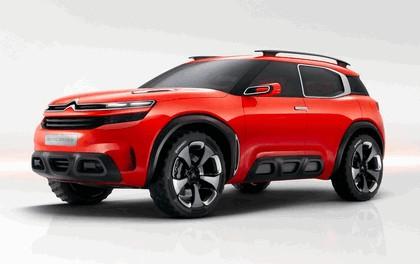 2015 Citroen Aircross concept 4