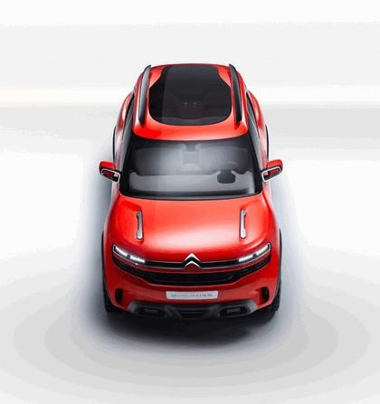 2015 Citroen Aircross concept 9