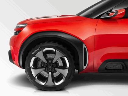 2015 Citroen Aircross concept 10