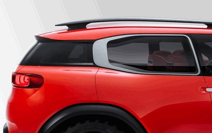 2015 Citroen Aircross concept 13