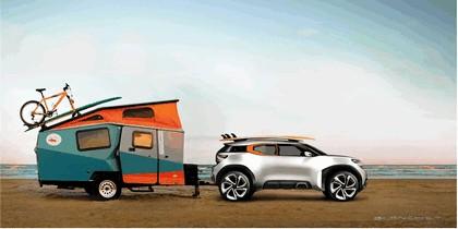2015 Citroen Aircross concept 21