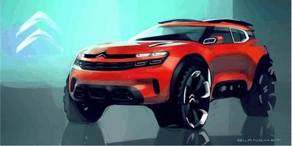 2015 Citroen Aircross concept 22