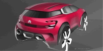 2015 Citroën Aircross concept 24